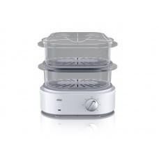 Braun Dampfgarer Identity Collection FS5100, weiß 850Watt