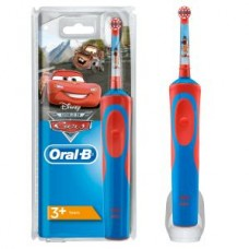 Braun Oral-B Stages Power Cars-Planes cls, blau/rot