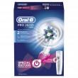 Braun Oral-B PRO 2500 Pink + gratis Reiseetui Limitierte Edition