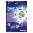 Braun §Oral-B PRO 5000 3D White mit Bluetooth, dunkelblau/weiß
