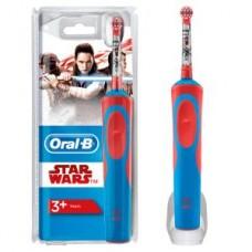 Oral-B Stages Power Star Wars, blau/rot