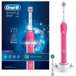 Oral-B SMART 4 - 4000W Pink - Bluetooth
