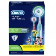 Braun Oral-B PRO 700 CrossAction + Advance Power Kids 950