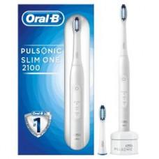 Oral-B Pulsonic Slim One 2100 Weiß