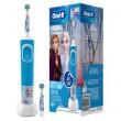Oral-B Vitality 100 Kids Plus Frozen Hbox, blau