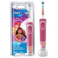 Oral-B Vitality 100 Kids Princess CLS, rot