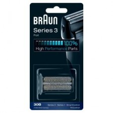 Braun Scherblatt 30B/ Series 3 u. 7000 u. 4000/ SB7000 schwarz