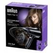 Braun Haartrockner Satin Hair 3 - HD330 Diffusor, schwarz