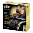 Braun Haartrockner Satin Hair 7 - HD730 Diffusor, schwarz