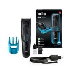Braun Haarschneider HairClipper HC5010, schwarz