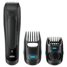 Braun Bartschneider BeardTrimmer BT5050 inkl. Beutel, schwarz