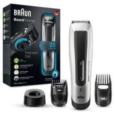 Braun Bartschneider BeardTrimmer BT5090 inkl. Etui, silber