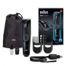 Braun Haarschneider HairClipper HC5050 inkl. Tasche, schwarz