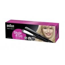 Braun Haarglätter Satin Hair 3 Straightener ST300 Style&Go