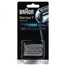 Braun Kombipack 70S/ Schersystem (9000 Serie) KP9000 silber