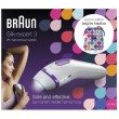 Braun Haarentfernung Silk-expert BD3006 IPL weiß/lila