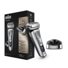 Braun $Rasierer 9350s, S9, silber/ silber