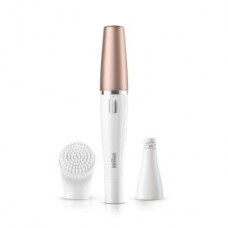 Braun FACE 851v Gesichtsreinigungsbürste u.-epilierer, Beauty Edition