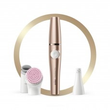 Braun FaceSpa Pro 921 Gesichtsreinigungsbürste und -epilierer, bronze