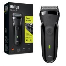 Braun Rasierer Series 3 - 300s, schwarz
