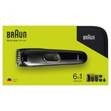 Braun Geschenkset MGK3921 schwarz/volt grün + Organizer
