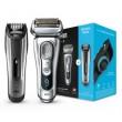 Braun $Rasierer Series 9 Premium Shaver-Vorteilspack + BT5090 BeardTrimmer silber/schwarz