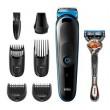 Braun MultiGroomingKit MGK3245 schwarz/blau