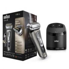 Braun $Series 9 9385cc, S9, silber/ nobel metall