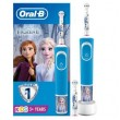 Oral-B Vitality 100 Kids Plus Frozen Hbox, blau