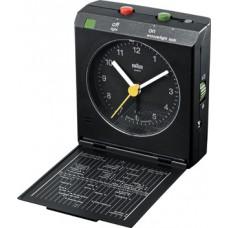 Braun Reise-Klappwecker BNC005 BKBK, schwarz