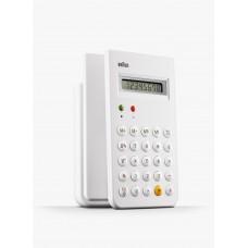 Braun Taschenrechner BNE001 WHWH, weiß