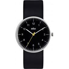 Braun Herren-Armbanduhr BN0021 BKBKG, schwarz