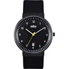 Braun Herren-Armbanduhr BN0032 BKBKG, schwarz