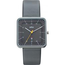 Braun Herren-Armbanduhr BN0042 GYGYG, grau