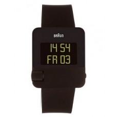 Braun Digitale Prestige-Armbanduhr BN0106 BKBKG, schwarz