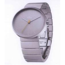 Braun Klassische Armbanduhr BN0171 GYGYG, grau/silber