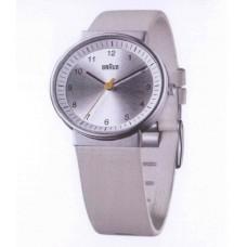 Braun Klassische Damen-Armbanduhr BN0031 SLBKL, silber/grau